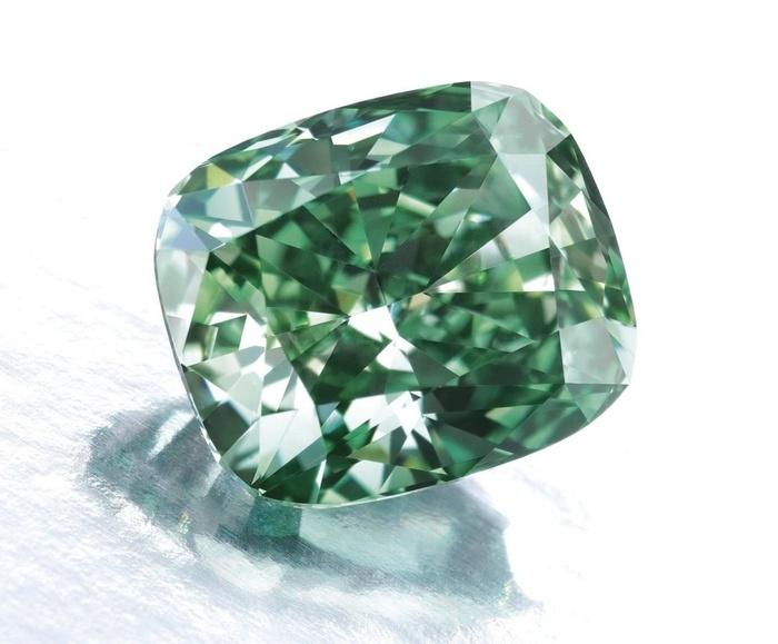 Sothebys Green Diamond