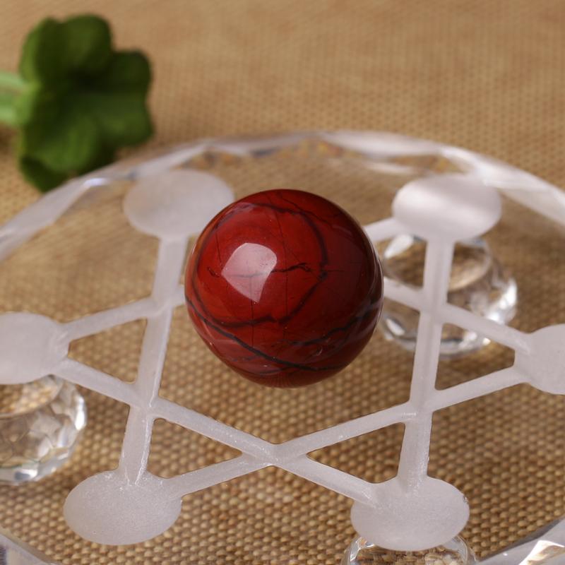 Bộ Thất Tinh Ngọc Bích Jasper Đỏ