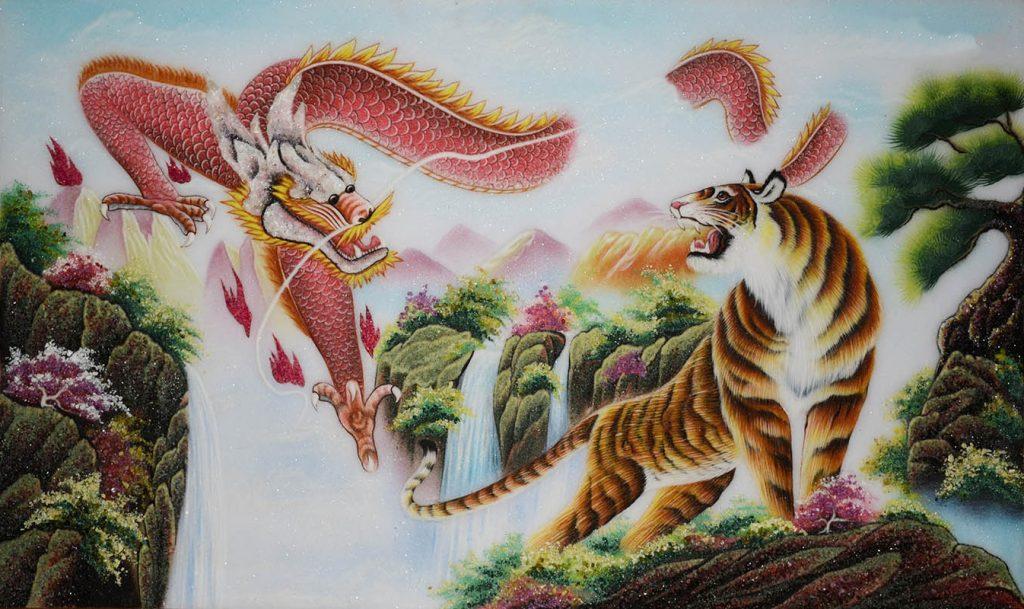 Long Hổ Tranh Đấu